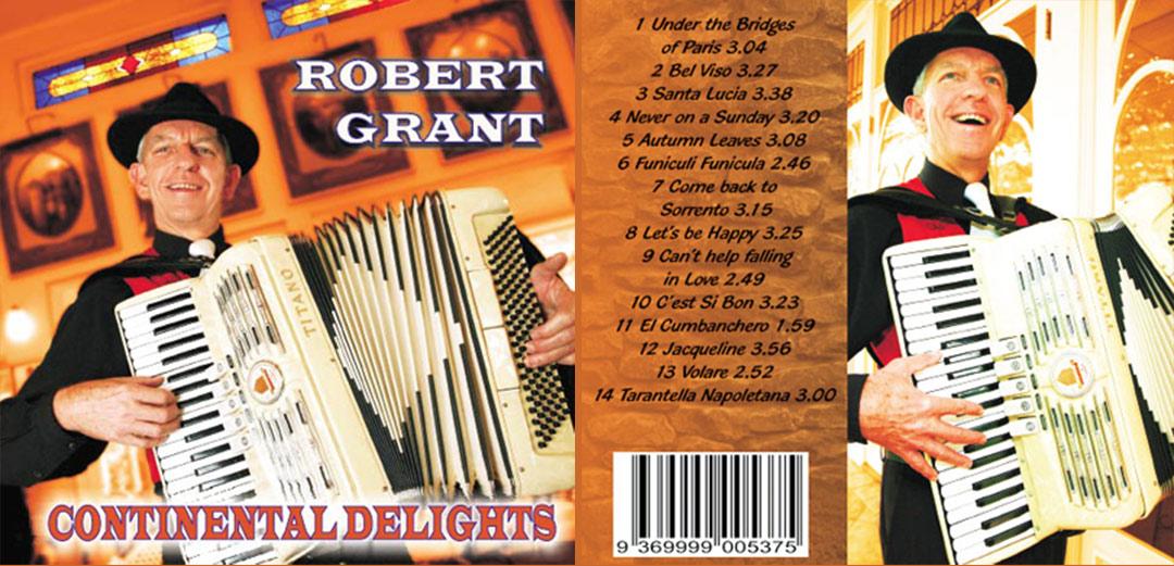 robert grant Robert Grant Continental Delights