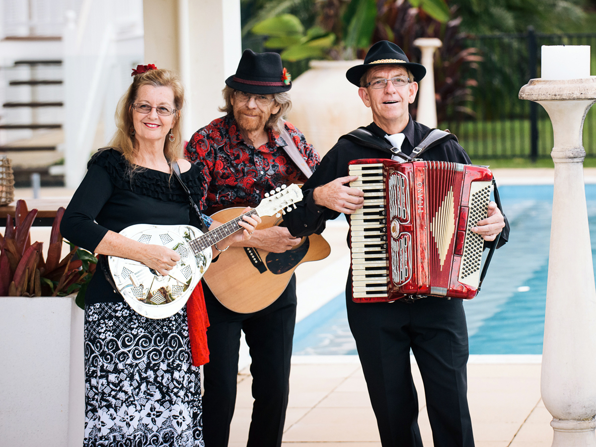 Italian band music sunshine-coast brisbane gold-coast