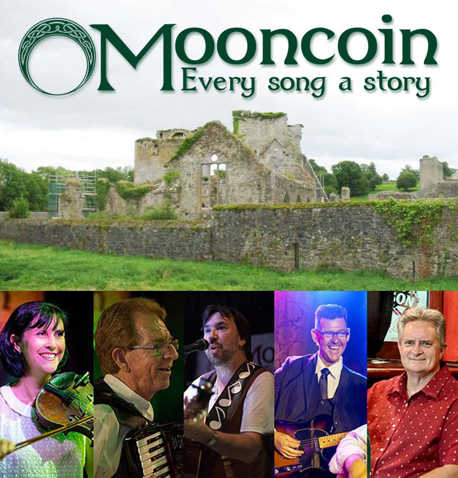 mooncoin irish music band for parties concerts irish pubs and cultural festivals